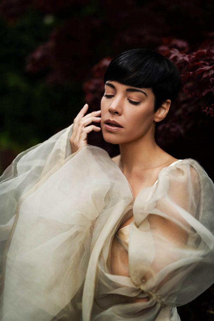 haute couture bruidsjurk